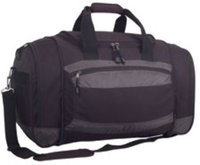 Ddi Deluxe Oversize Sports Bag - Black (Pack Of 12)