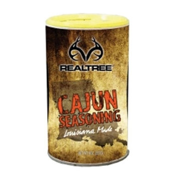 Realtree RT-CAJSEA 8 oz CAJUN Seasoning Shaker Can