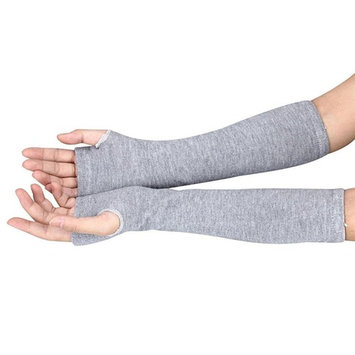 Boomboom 2018 New Wrist Arm Hand Warmer Knitted Long Fingerless Gloves