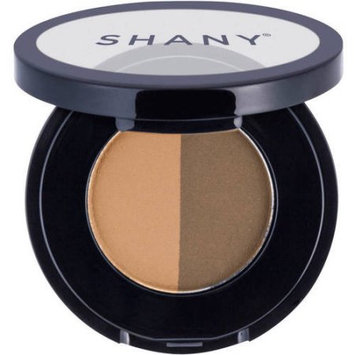 SHANY Star Brow Duo Makeup Kit Plastic Compact, .8 oz
