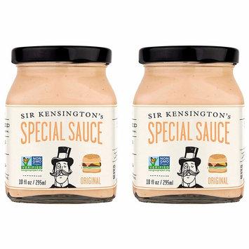 Sir Kensington's Special Sauce, 10 Fl Oz, 2 Pack [Special Sauce Mayonnaise]