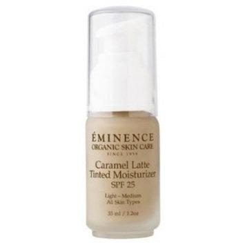 Eminence Caramel Latte Tinted Moisturizer Spf 25 (Light To Medium), 1.2 Ounce
