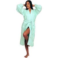 Terry Cloth Kimono Bath Robe Unisex 100% Cotton