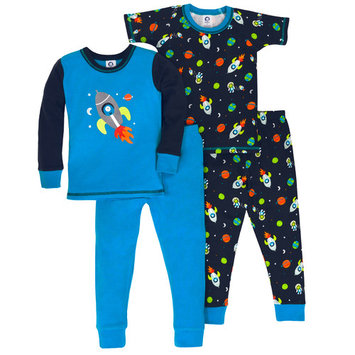 Gerber Baby Toddler Boy Mix N' Match Snu [baby_clothing_size: baby_clothing_size-3t]
