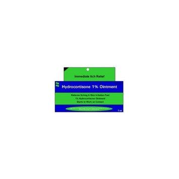Hydrocortisone USP 1% maximum strength anti-itch ointment - 1 oz