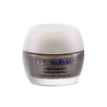 Obey Your Body Dead Sea Purifying Mud Mask