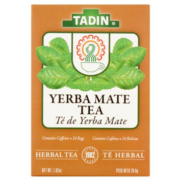 Tadin Herb & Tea Co. Tadin Yerba Mate Herbal Tea, 24 count, 1.02 oz