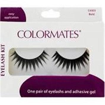 Merchandise 8648468 Colormates Eye Lash Kits Exciting