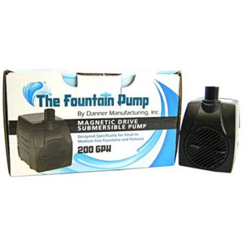 The Fountain Pump Magnetic Drive Submersible Pump