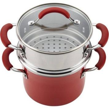 Rachael Ray Cucina 3 Qt. Aluminum with Steamer