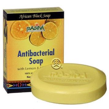 Madina Antibacterial Soap with Lemon & Vitamin E 3.5 Oz