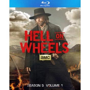 Koch Hell On Wheels: Season 5 Vol 1 Blu-ray (Standard Screen; Soundtrack English)