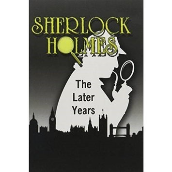 Fye SHERLOCK HOLMES: THE LATER DVD