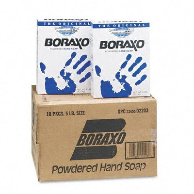 DIA02203 Powdered Original Hand Soap, Unscented Powder, 5lb Box