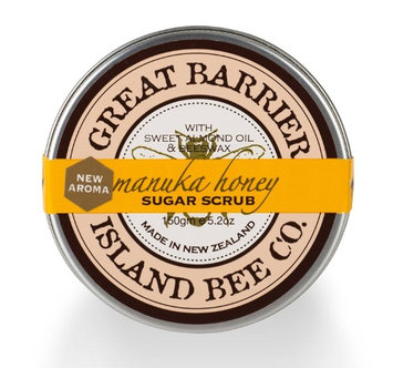 Great Barrier Manuka Sugar Scrub