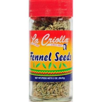 La Criolla Inc. La Criolla Fennel Seeds
