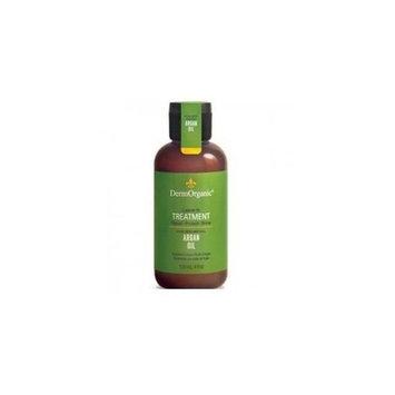 DermOrganic Leave-in Argan Oil Treatment - Repair, Protect, Shine, 4 fl.oz