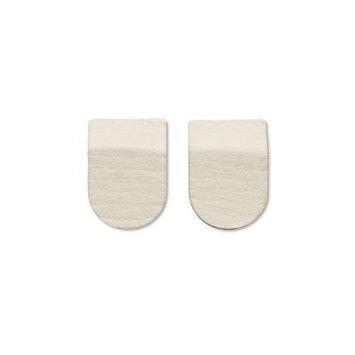 HAPAD Heel Pads, 2-1/2 x 7/16 inch, pack of 3 pairs