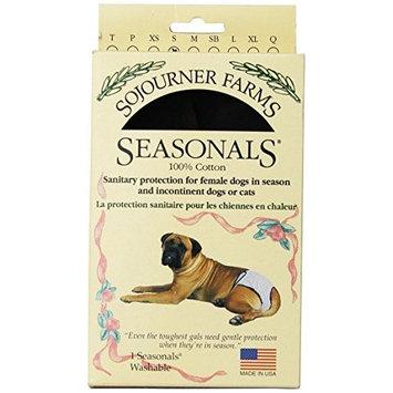 Ya-Zoo Dezigns, LLC Seasonals Washable Dog Diaper