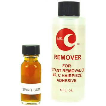 Made in USA Spirit Gum & Remover Combo