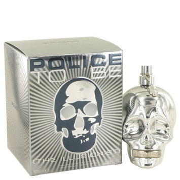 Police Colognes Police To Be The Illusionist By Police Colognes For Men Eau De Toilette Spray 4.2 Oz