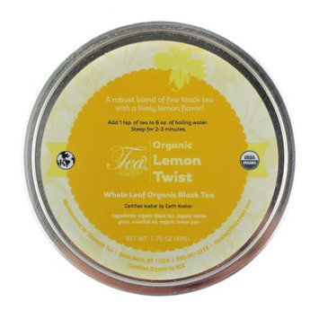 Heavenly Tea Inc. Heavenly Tea Leaves Organic Lemon Twist Loose Leaf Tea Canister, 1.75 oz.