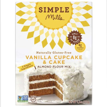 Simple Mills Naturally GlutenFree Vanilla Cake Mix