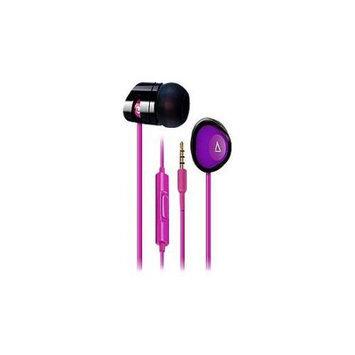 Creative Labs MA200 Headset for Mobile Phones - Black/Purple