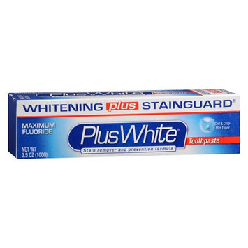 Plus White Plus Toothpaste 3.5 oz.(pack of 3)