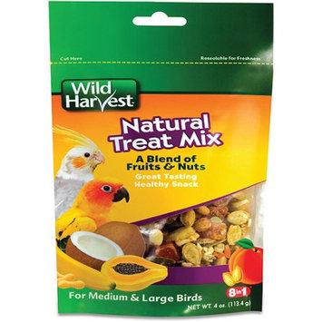 Wild Harvest United Pet Group 6 Packs 4OZ NAT Treat Mix