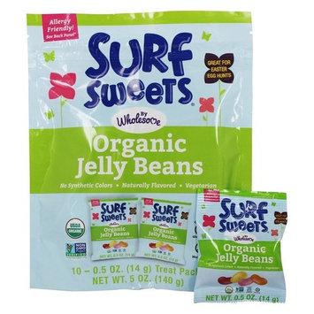 Organic Jelly Bean Easter Multi Pack (Ten .5 oz Packs)