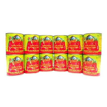 La Valle San Marzano D.O.P Tomatoes, 28 oz (Pack of 12)