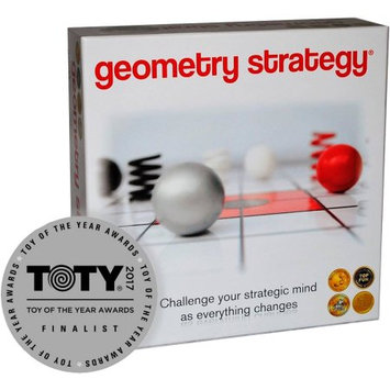 Intelligent Choice,inc. Bright Geometry Strategy Board Game