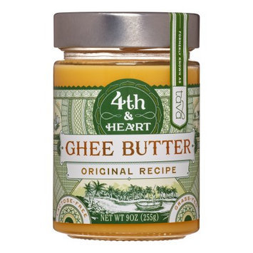 Tava Organic Grass-Fed Ghee Original 8.5 oz