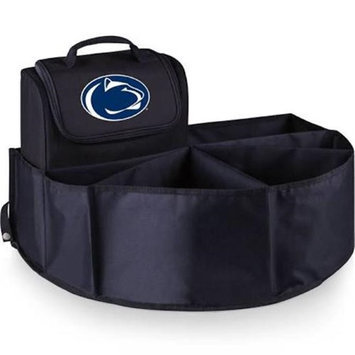 Picnic Time 715-00-179-494-0 Penn State University Digital Print Trunk Boss in Black with Cooler