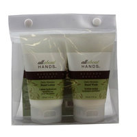 Upper Canada Soap & Candle All About Hands Avocado Manicure Essentials Gift Set with Hand Wash and Hand Lotion