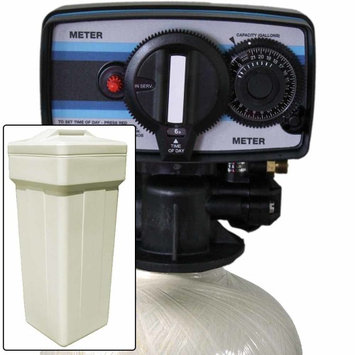 Fleck Water Pro 64K Water Softener Iron Sulfur Filter