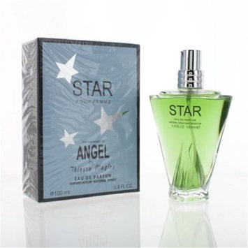 Perfect Star ZZWPSSTAR3.4EDPSPR Star By Perfect Star 3.4 oz. Eau De Parfum Spray
