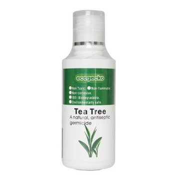 Unilution Inc EcoGecko Therapeutic Air Refreshing Deodorizer Tea Tree Fragrant Aroma Oil (100 ml) for Water Based Air Purifier Revitalizer