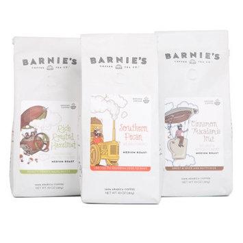Barnie's Coffee & Tea Co. Bags full of Nuts Trio