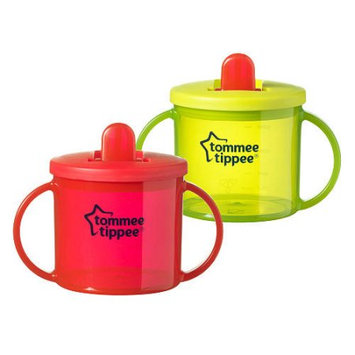 Overstock TOMMEE TIPPE 2PK 6OZ FREE FLOW TRAINER CUP