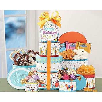 Make a Wish Birthday Gift Basket