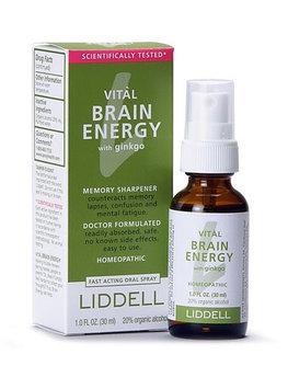 Liddell Laboratories Liddell Homeopathic Brain Energy Spray - 1 fl oz - HSG-976571
