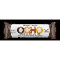 Five Star Organics OCHO Candy Dark Peanut Butter Bar 1.5 oz