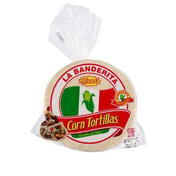 La Banderita White Corn Tortillas 30Pk - 1 count only