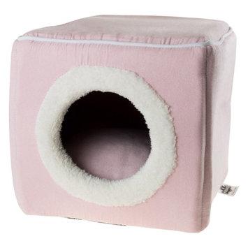 Petmaker Cat Cave Pet Bed Pink