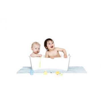 Prince Lionheart Flexi Bath Tub in White