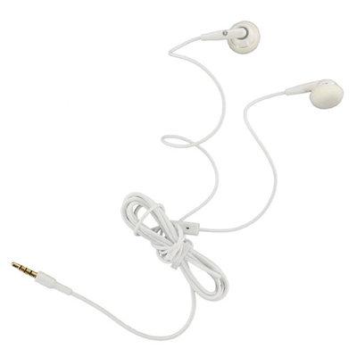 OEM Motorola SJYN0725A Star Wars Earbud Headset with Mic MOTDRD2HDSTSW (White)
