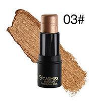 Shimmer Concealer Women Highlight Contour Stick Baomabao Beauty Makeup Face Powder Cream