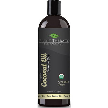 Plant Therapy Organic Fractionated Coconut Carrier Oil 16 fl. oz.